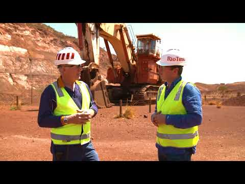 Destination WA - Lestok Tours – Rio Tinto Mine tour