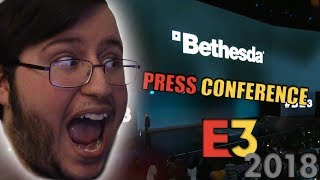 "Gors ""Bethesda"" E3 2018 Press Conference LIVE Reaction"