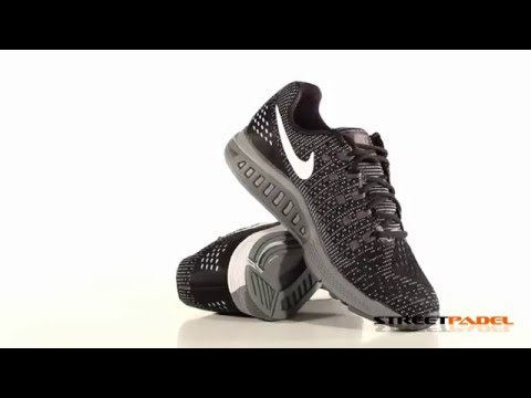 Zapatillas Nike Air Zoom Structure 19 Negro YouTube