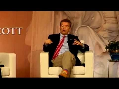 Rand Paul Q&A with Sen. Tim Scott and Trey Gowdy