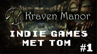 Indie Games - Kraven Manor #1