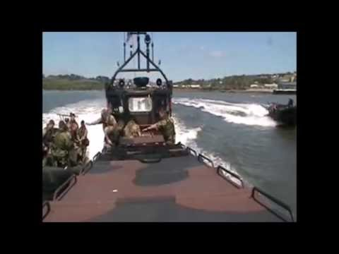 176 Troop - Royal Marines Commando Training