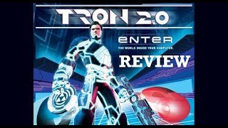 RETRO REVIEW - TRON 2.0
