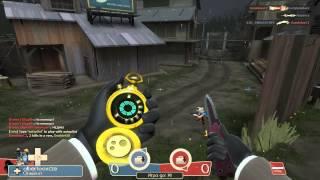 [TF2]GamePlay Черная Роза