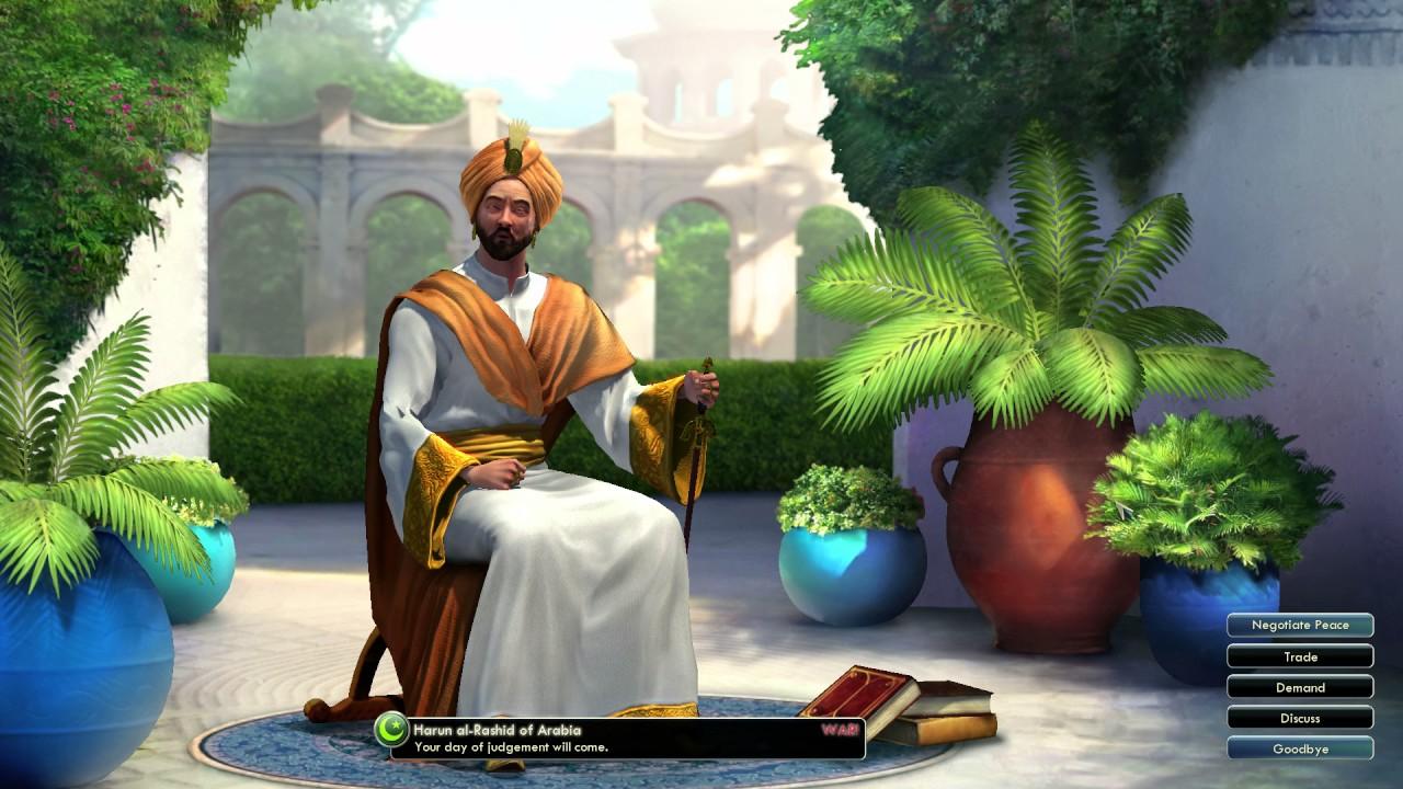 Harun Al-Rashid Of Arabia - YouTube