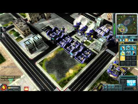 RA3 Co-op Campaign Allies Level 9 On Upheaval 2 V1.963
