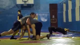 видео курс 100 уроков по вольной борьбе