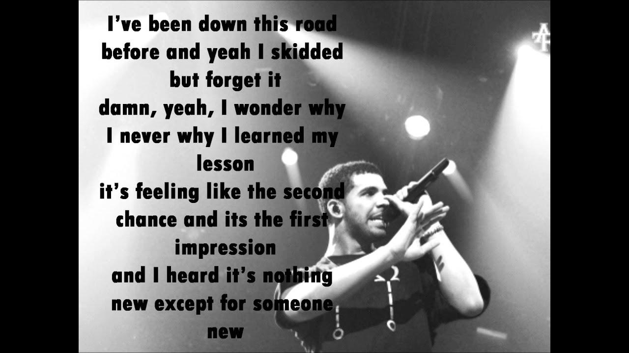 Lyrics to don leave me