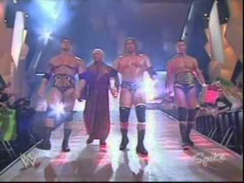 WWE RAW 2004 Classic Evolution Entrance