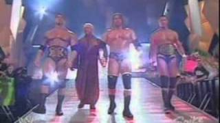 WWE RAW 2004 Classic Evolution Entrance