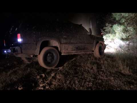 Houston Area Offroad Recovery - Mudding