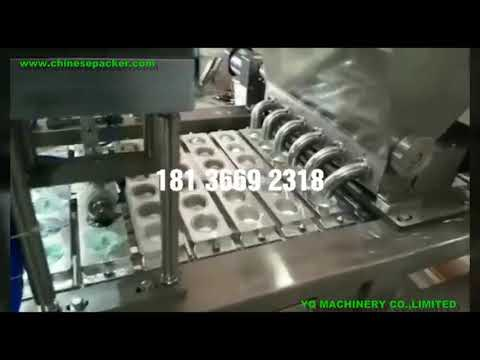 Coffee Capsule Auto Filling And Sealing Machine Suppliers for Nespresso K cup packer