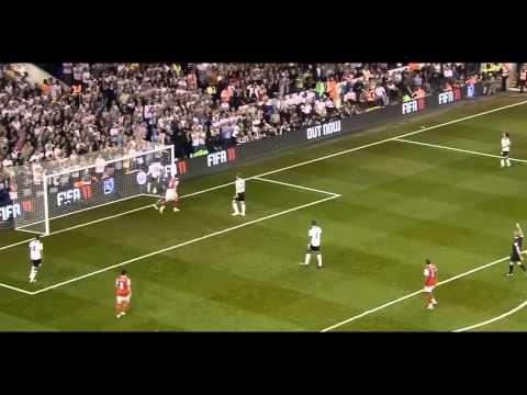 Theo Walcott vs Tottenham Hotspur