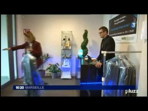 URBAN SERVICE (conciergerie Marseille) - Reportage France 3 Marseille
