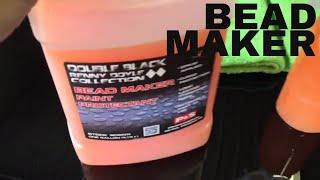 P & S Renny Doyle Double Black Bead Maker Paint Protectant!!!