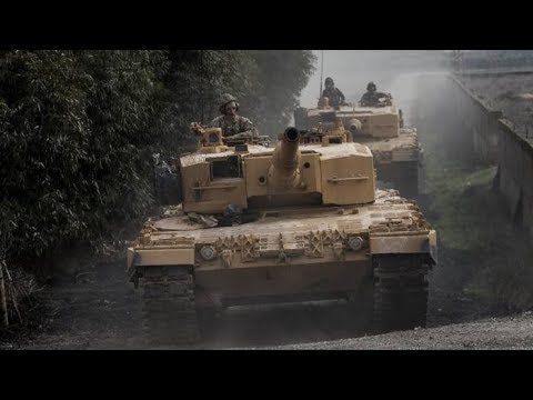 Turkey Invades Syria: Turkish forces clash with Kurdish fighters in Syria - FORTH News