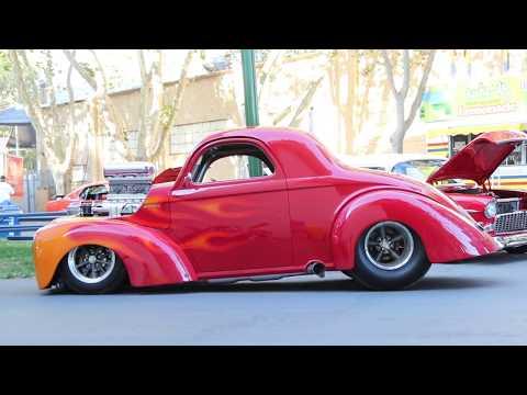 Goodguys 31st Annual West Coast Nationals Car Show 2017 Pleasanton California