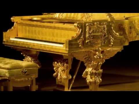 The Making of the Steinway White House Piano in Miniature