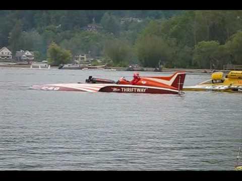 Vintage Unlimited Hydroplane Racing