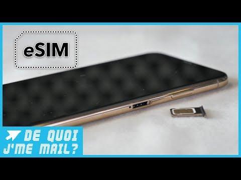 Double SIM Et ESIM : Pourquoi Les Opérateurs En Ont Peur  DQJMM (2/2)