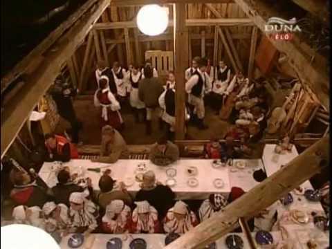 Szekler dances from Transylvania * Csíkcsobotfalva * Csíki székely táncok