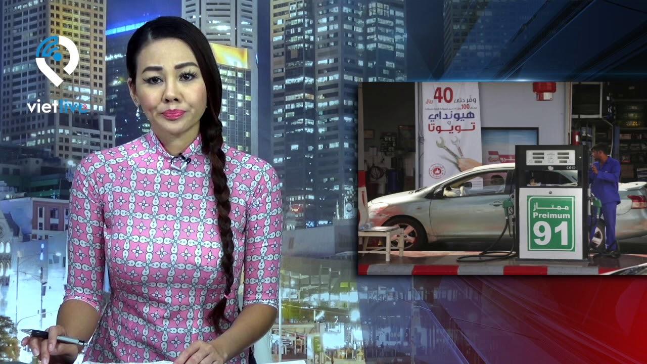 Giá xăng dầu thế giới tăng vọt sau vụ xưởng lọc dầu Saudi Arabia bị tấn công