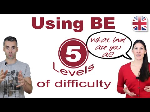 5-levels-of-english-grammar---using-the-verb-be