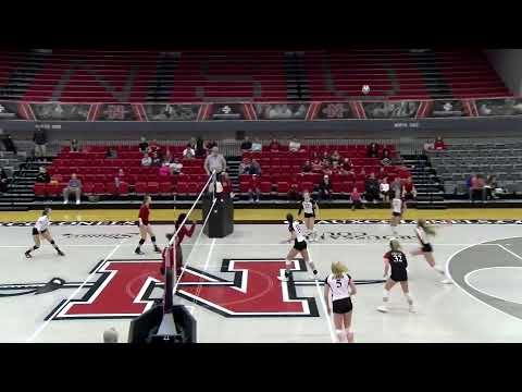 nicholls-volleyball:-colonels-vs-university-of-the-incarnate-word