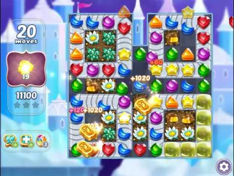 Genies and Gems Level 300