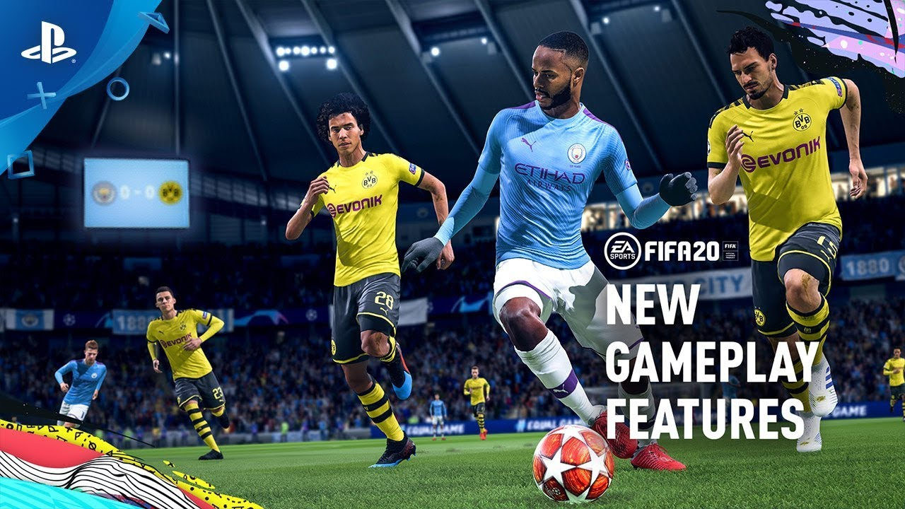 FIFA 20 - Tráiler oficial de gameplay | PS4