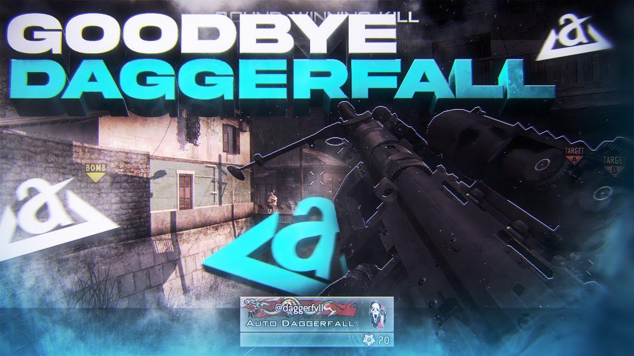 Goodbye Auto Daggerfall (Modern Warfare 2)