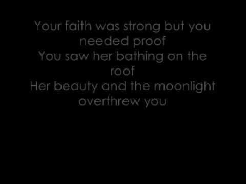 Hallelujah - Alexandra Burke ( + Lyrics )