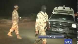 Rangers personnel allegedly shot dead by colleague in Karachi