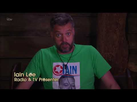 Iain Lee & Stanley Johnson Clash on I'm a Celebrity Get Me Out of Here!