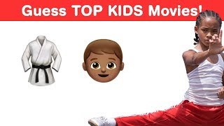 Can You Guess Top Kids Movies in This Emoji Challenge? Only 5% Can