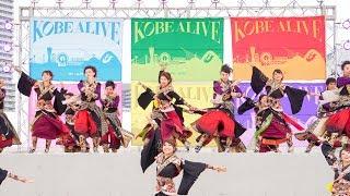 2018年9月23日(日) KOBE ALIVE 2018 ~神戸新舞~Vol.11 Main Stage(審...