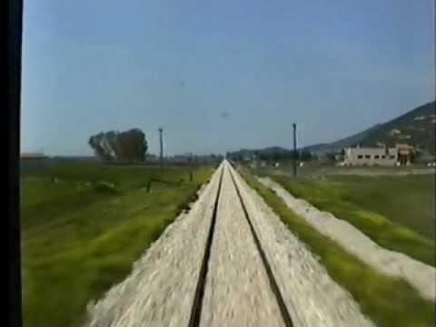 Greek Railways Xanthi - Komotini