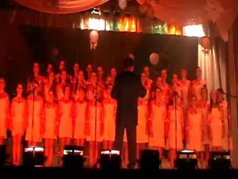 Зірниця - В. А. Моцарт Мы поём веселья песни (хор з опери Похищение из Сераля)
