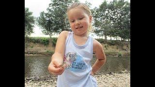 FISHING WITH KIDS ON STRUMA RIVER (part 1) | РИБОЛОВ С ДЕЦАТА НА СТРУМА (част 1)