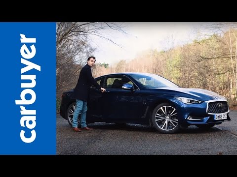 Infiniti Q60 coupe review – Carbuyer