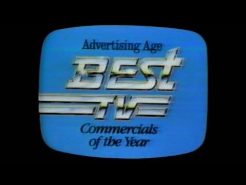 Best Commercials of 1986