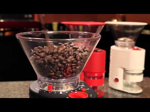 Bodum Bistro Burr Grinder: What's Brewing #25