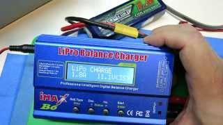 Balance Charging LiPo Batteries