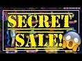 MSP SECRET SALE!