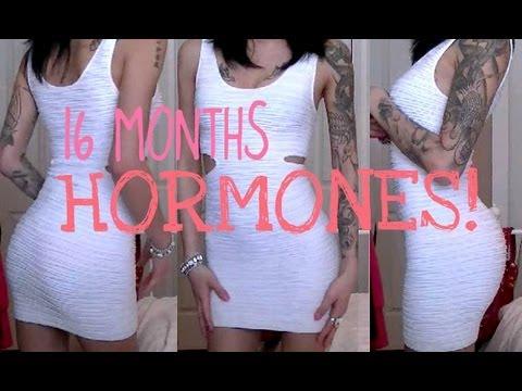 16 MONTHS ON HORMONES!