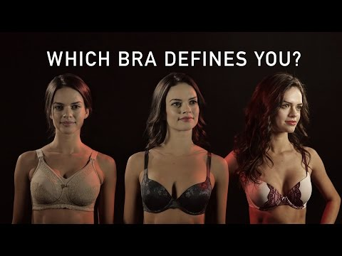 5 Bras EVERY Woman Should Own Through Her Life | .  http://bit.ly/2MFPP4N