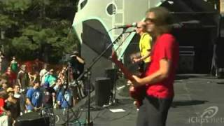 The Presidents Of The USA (PUSA) - Deleter (live)