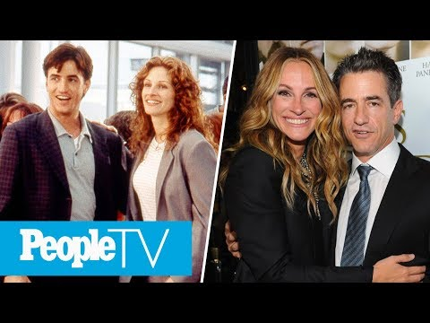 Dermot Mulroney Dishes On Julia Roberts, 'Iconic ' From 'My Best Friend's Wedding'  PeopleTV
