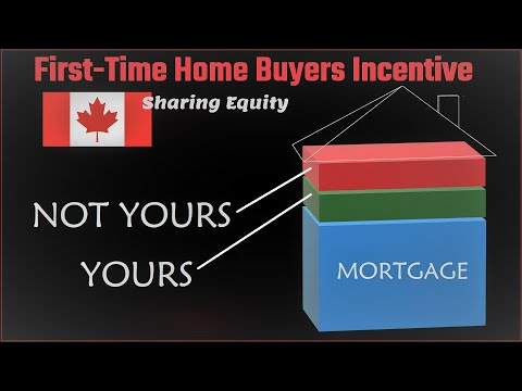 The First-Time Home Buyers Incentive Canada -- Pros, Cons, And Calculations