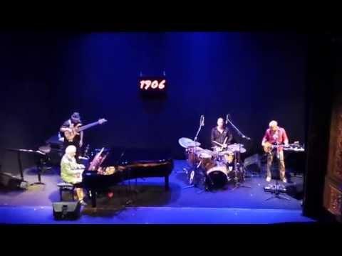 Allen Toussaint - Big Chief/Tipitina (last live performance, Nov-09-15 Madrid)